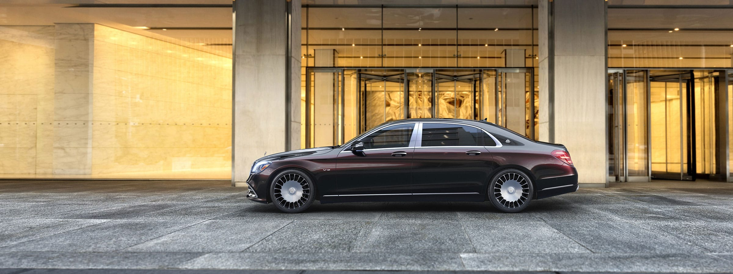2019 Mercedes-Maybach