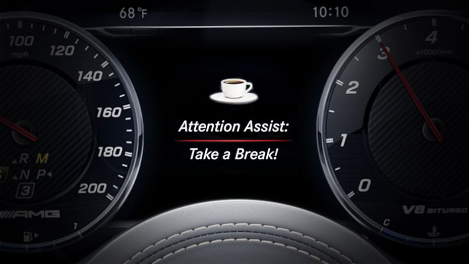 ATTENTION ASSIST