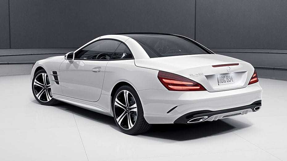 2019 Sl Roadster Mercedes Benz Usa