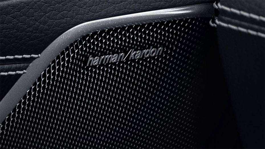 harman/kardon LOGIC7 sound system
