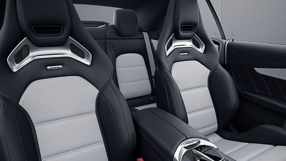 AMG Performance front seats