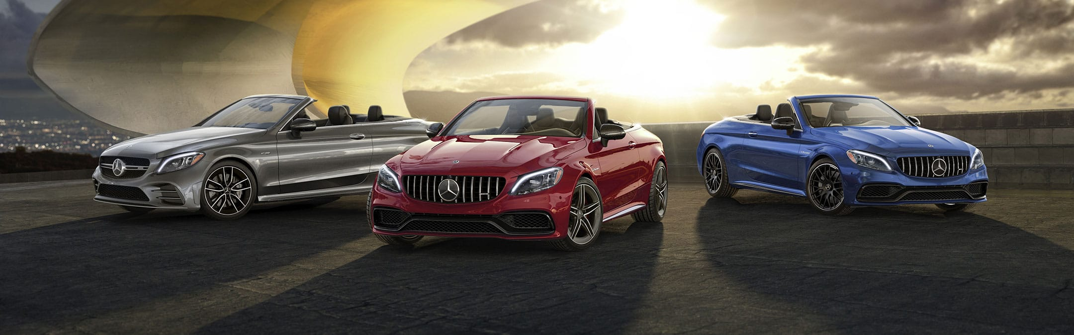 2020 Mercedes-AMG C-Class Cabriolet