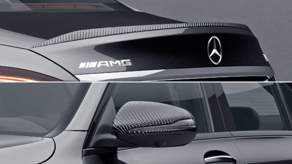AMG Exterior Carbon Fiber Package