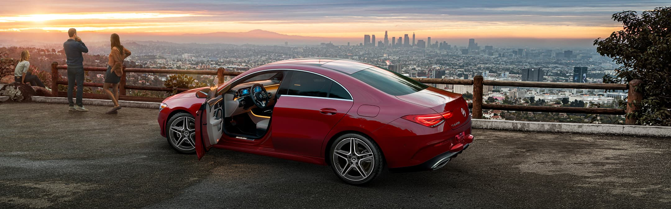 2020 CLA Coupe Design