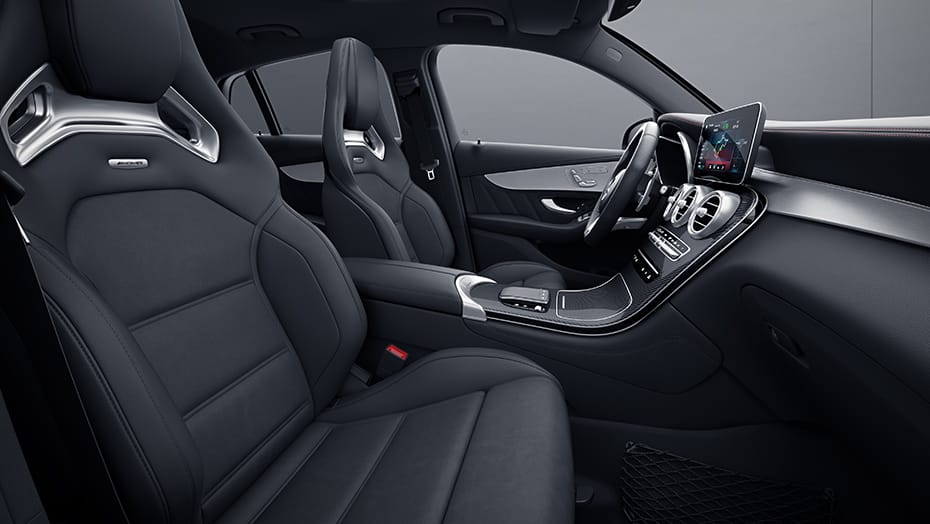 AMG Performance Seat Package
