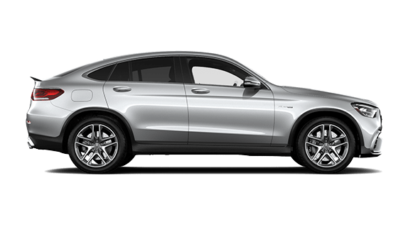2020 AMG GLC 63 Coupe