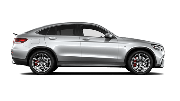2020 AMG GLC 63 S Coupe