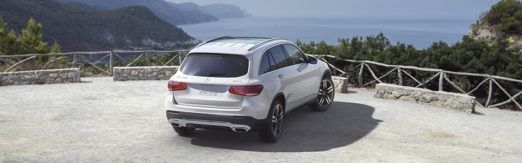2020 GLC SUV Design