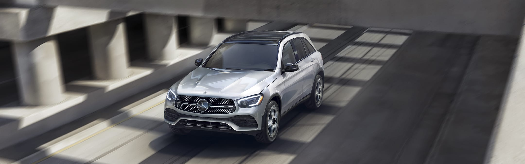 2020 GLC SUV Performance