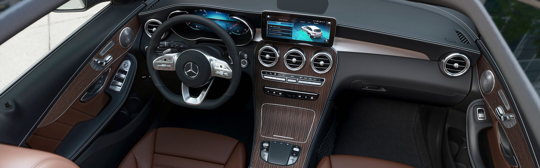 2020 GLC SUV Innovation