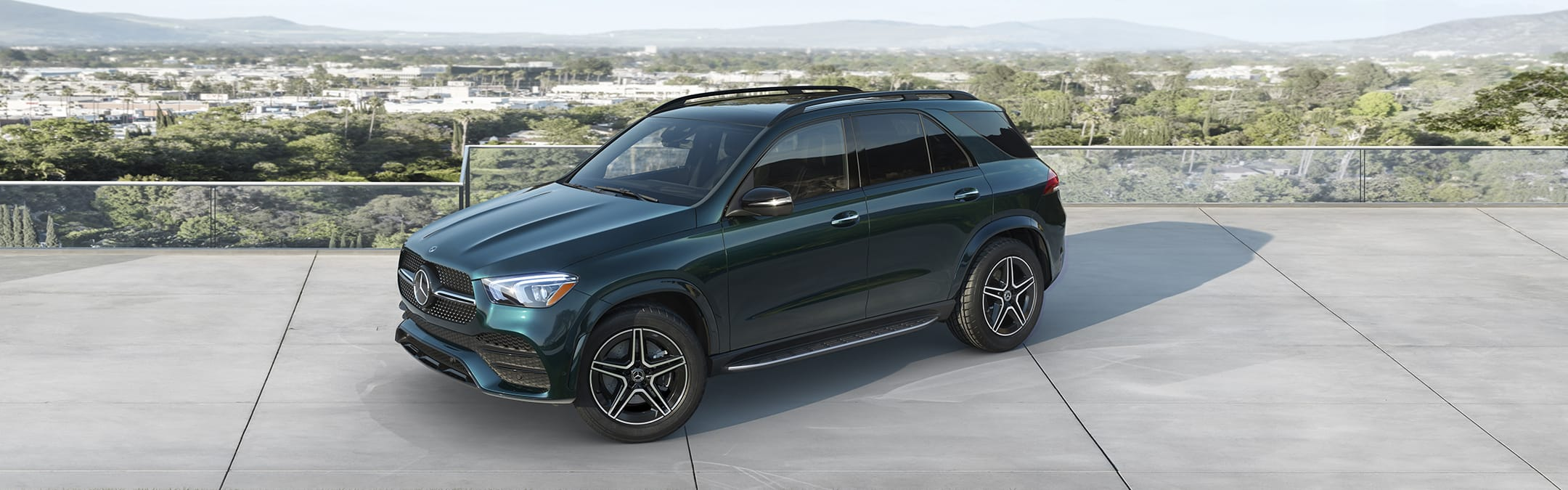 2020 GLE SUV Design