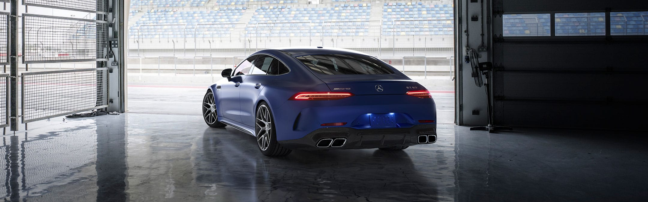 2020 AMG GT 4-Door Coupe