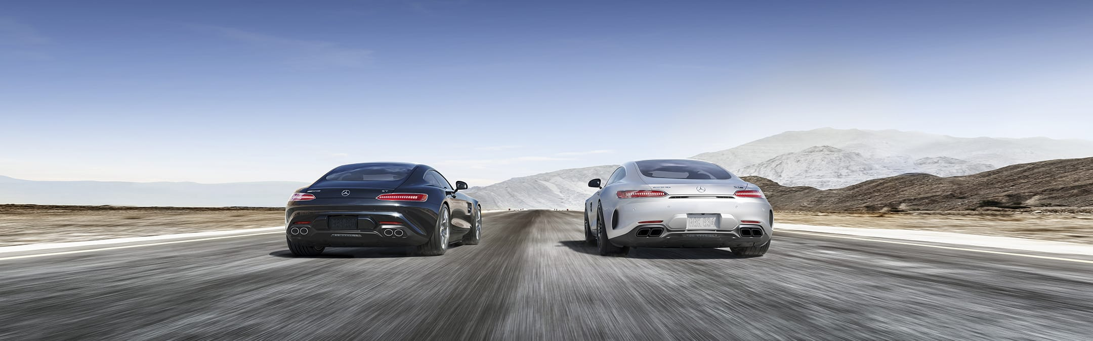 2020 Mercedes-AMG GT and GT C Coupe
