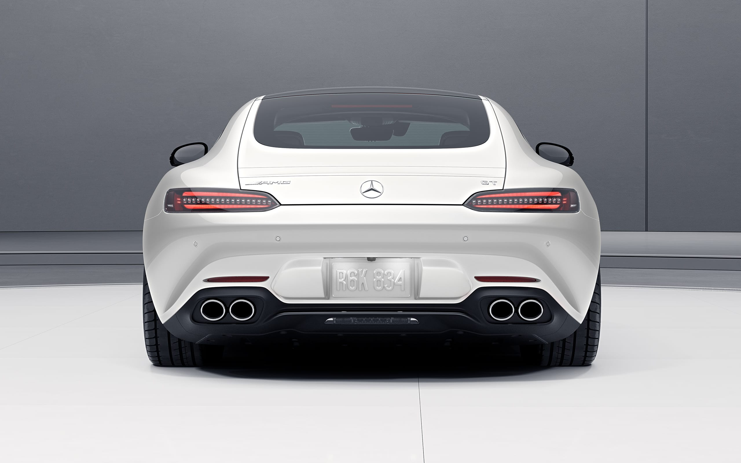 2020 Mercedes-AMG High Performance GT C Coupe Sports Car