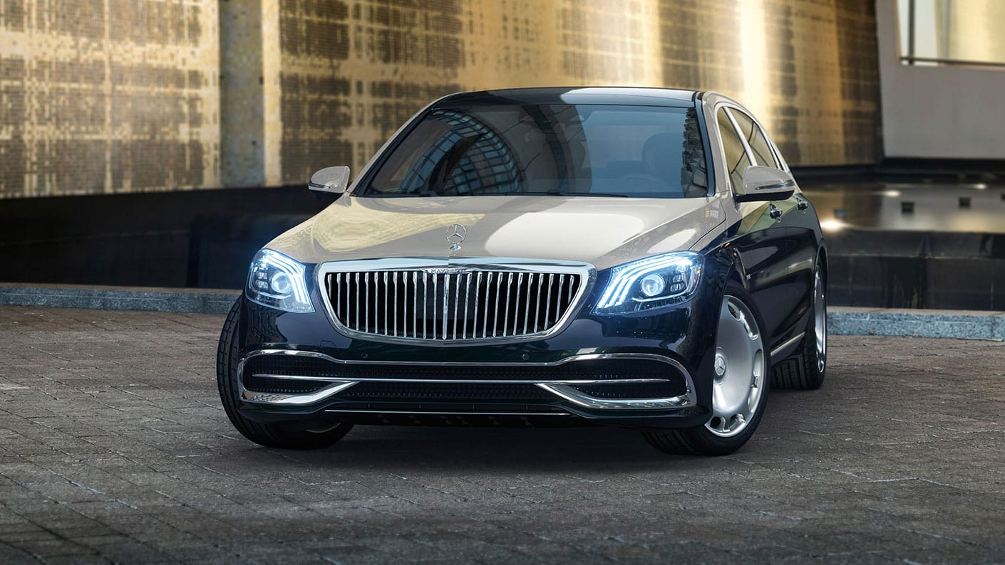 The Mercedes Maybach Sedan Mercedes Benz Usa