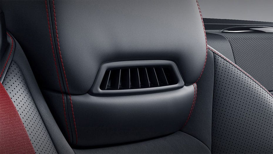 AIRSCARF AMG SLC 43 Roadster