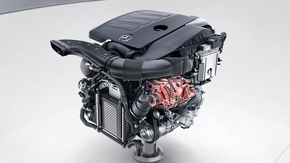 2.0L inline-4 turbo engine