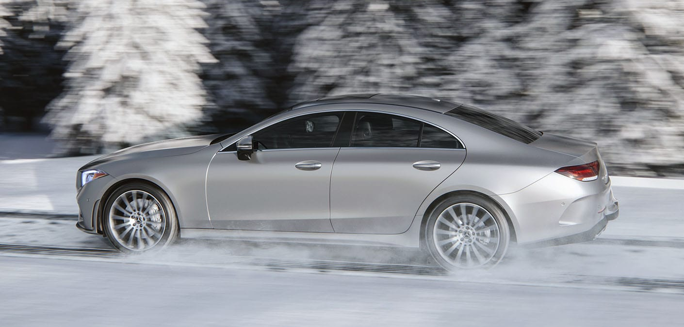 2021 CLS Coupe Performance