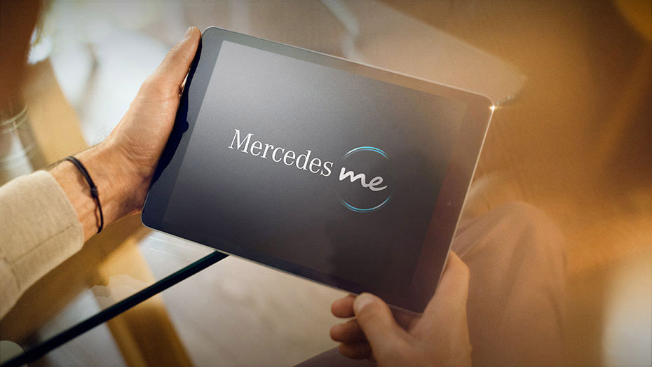 3 years of Mercedes me connect services