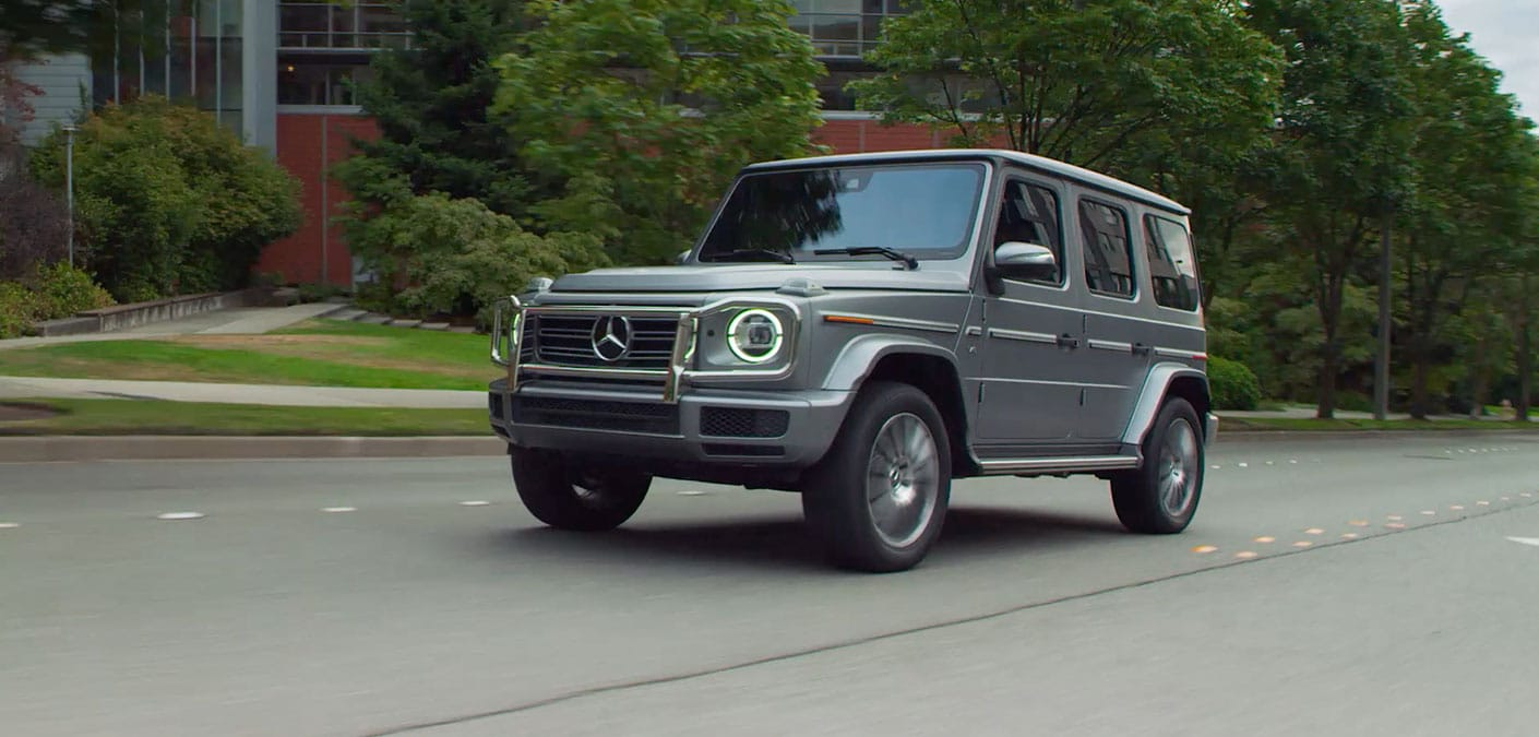 The Premium G Class Suv Mercedes Benz Usa