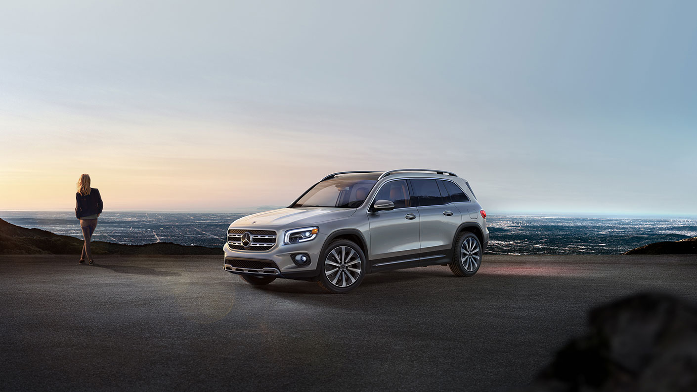 The Compact Glb Suv Mercedes Benz Usa