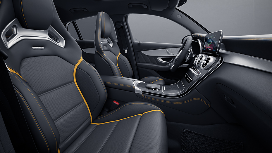 AMG Performance Seat Package Advanced