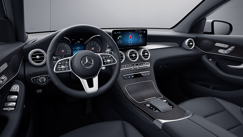2021 Glc 300 4matic Coupe Mercedes Benz Usa