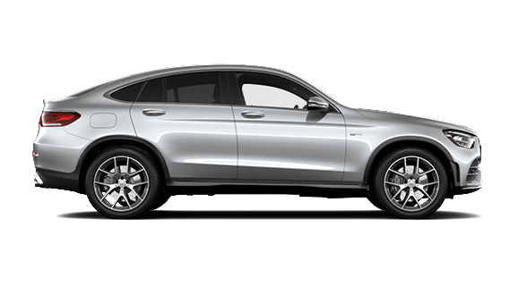 2021 AMG® GLC 43 Coupe