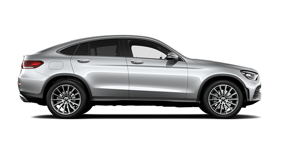 2021 GLC 300 4MATIC Coupe