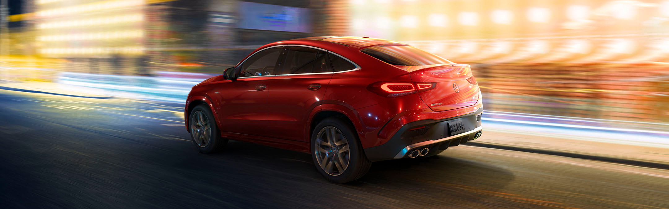 The Amg Gle Coupe Suv Mercedes Benz Usa