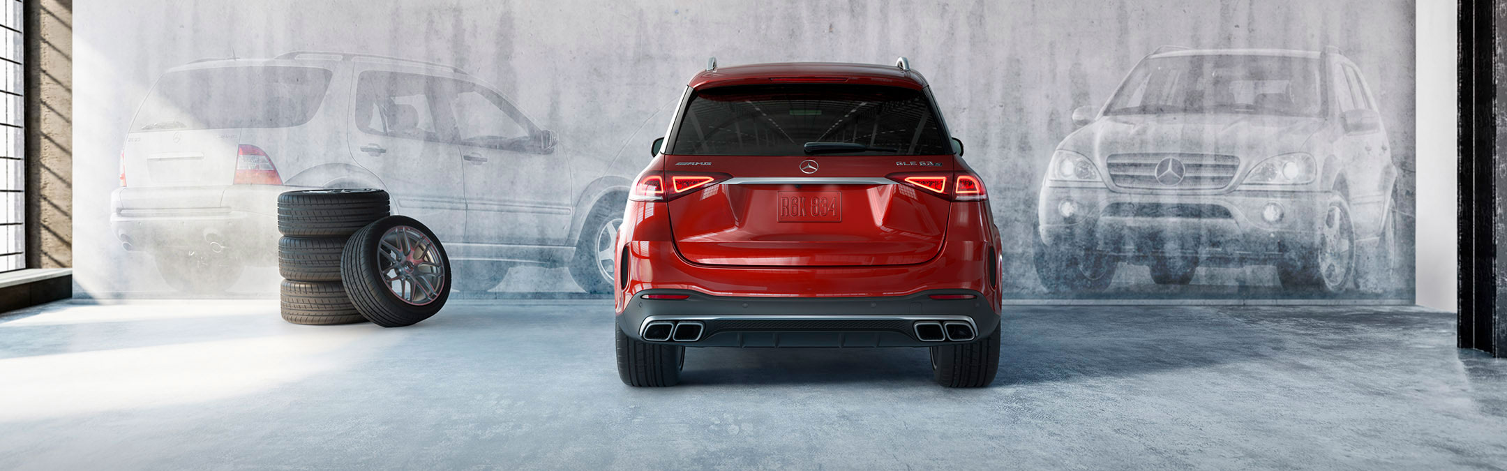 The Mid Size Amg Gle Suv Mercedes Benz Usa