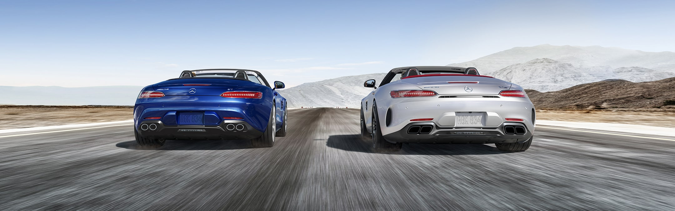 The Amg Gt Roadster Mercedes Benz Usa