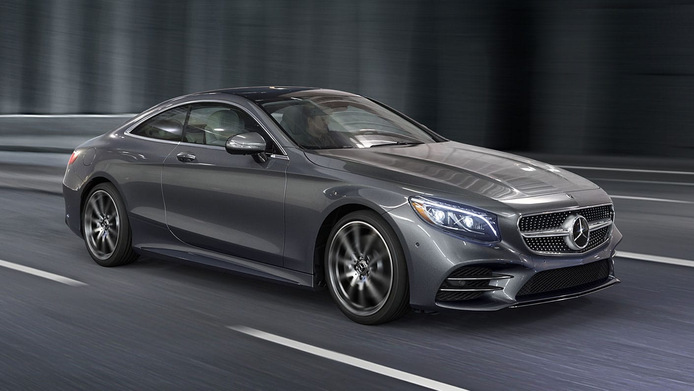 The Premium S Class Coupe Mercedes Benz Usa