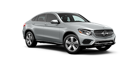 2018 GLC 300 4MATICÆ Coupe