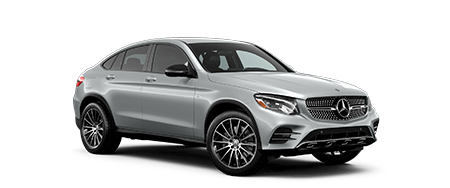 2018 AMG® GLC 43 Coupe