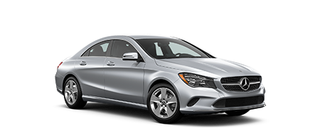 CLA 250 4MATIC® Coupe