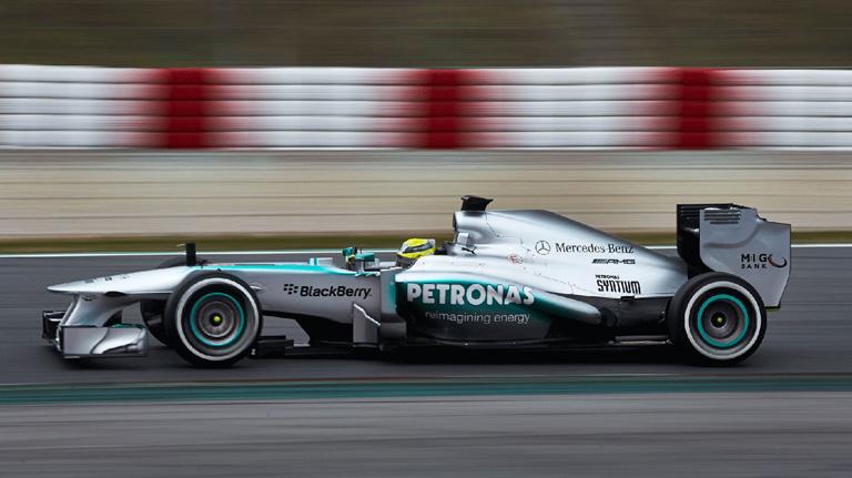 AMG MERCEDES AMG PETRONAS Formula One Racing Team