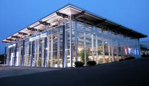 Mercedes Benz retail opportunities image
