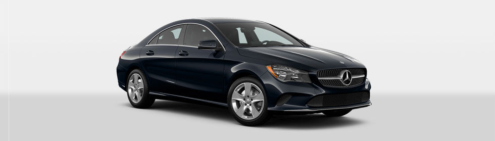 Mercedes Benz 2014 CLA CLASS COUPE ACCESSORIES HERO