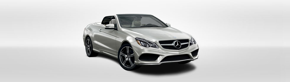 Mercedes Benz 2014 E CLASS CABRIOLET ACCESSORIES HERO