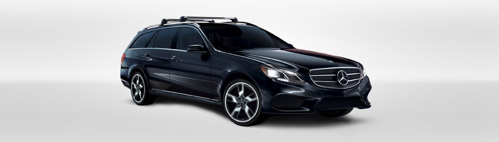 Mercedes Benz 2014 E CLASS WAGON ACCESSORIES HERO