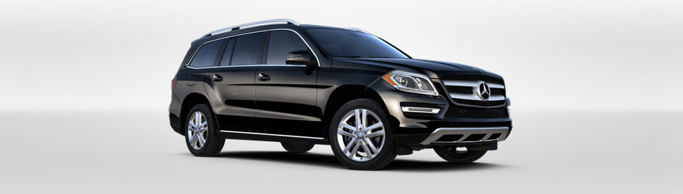 Mercedes Benz 2014 GL CLASS SUV ACCESSORIES HERO