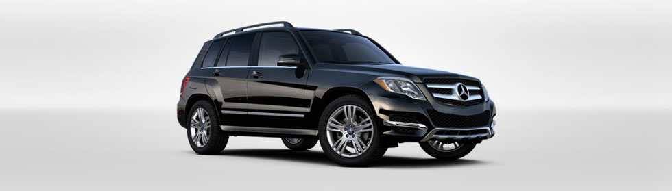 Mercedes Benz 2014 GLK CLASS SUV ACCESSORIES HERO