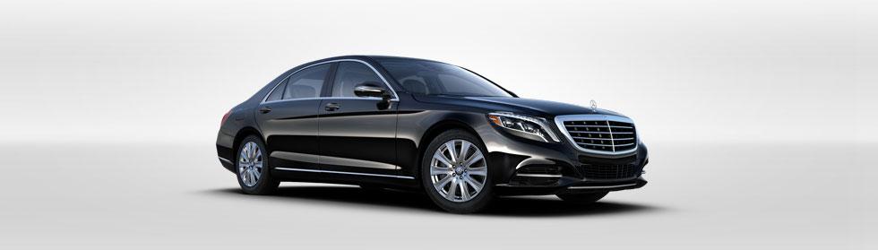 Mercedes Benz 2014 S CLASS SEDAN ACCESSORIES HERO