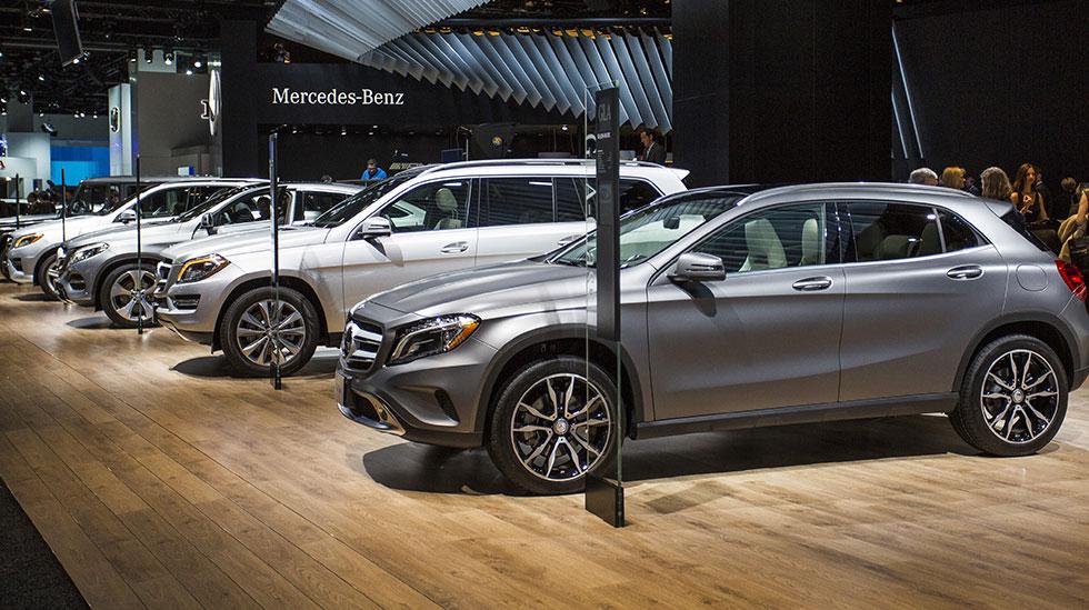 Mercedes Benz 2015 DETROIT AUTOSHOW 005 980x549