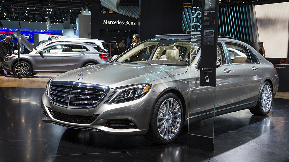 Mercedes Benz 2015 DETROIT AUTOSHOW 007 980x549