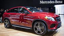 Mercedes-Benz Auto Shows