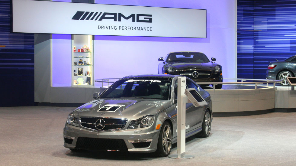 Mercedes Benz Chicago Auto Show Gallery 002 GO