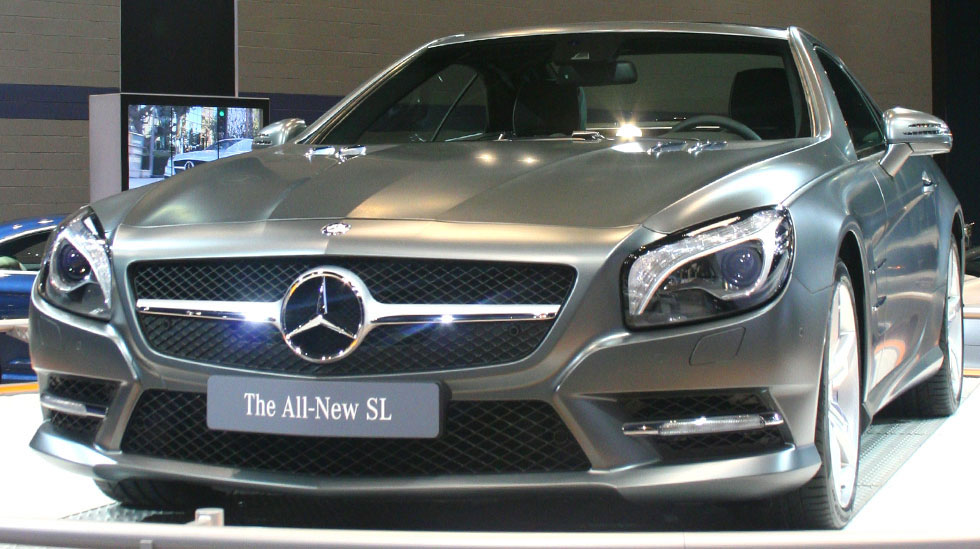 Mercedes Benz Chicago Auto Show Gallery 003 GO
