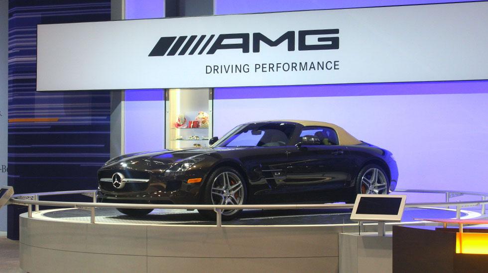 Mercedes Benz Chicago Auto Show Gallery 004 GO